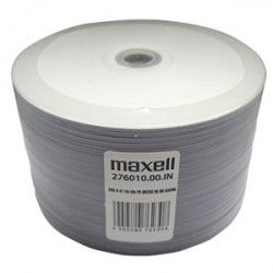 "DVD-R MAXELL Printable White ""BLANK"" 4,7GB 16X 50ks/cake"